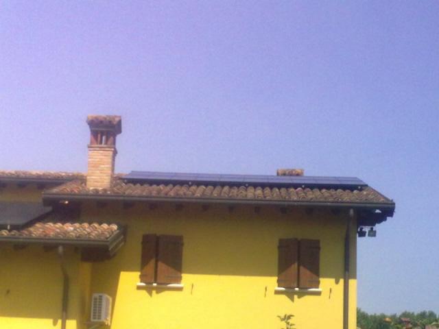 impianto fotovoltaico 5.25 kwp