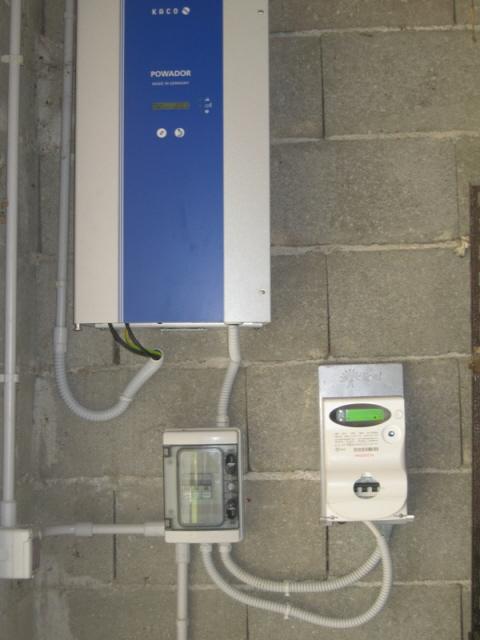 impianto fotovoltaico 4.5 kwp