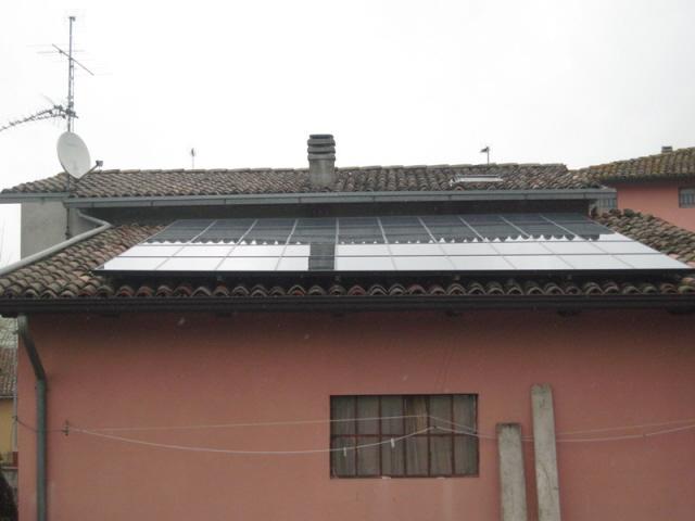 impianto fotovoltaico 3.5 kwp