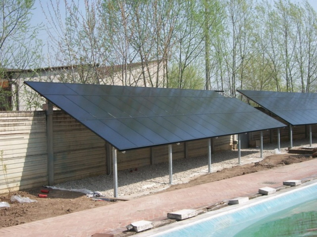 impianto fotovoltaico 6.3 kwp
