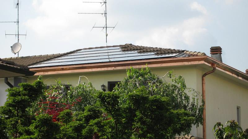 impianto fotovoltaico 2.7 kwp