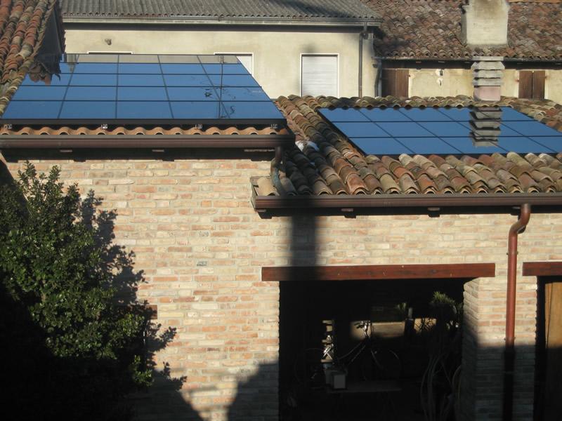 impianto fotovoltaico 2.8 kwp