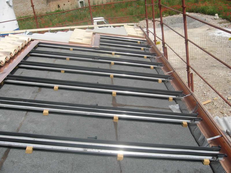 impianto complanare 3 kwp
