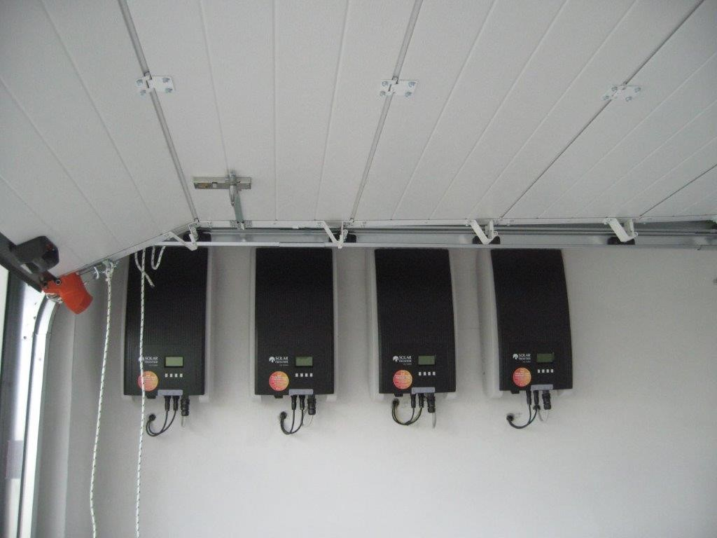 Solarolo Rainerio - Cremona - Impianto fotovoltaico